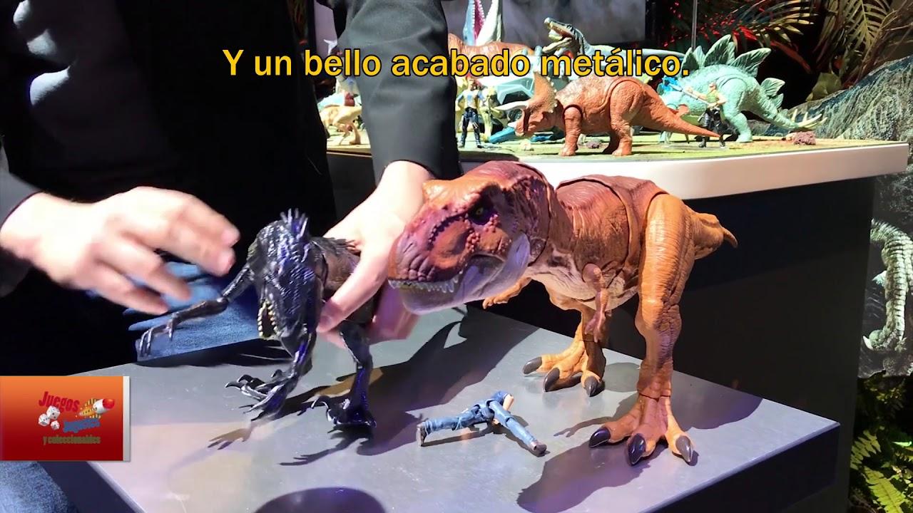 World Juguetes Toy Jurassic Coleccionables 2Mattel Y Fairjuegos vNwm80n