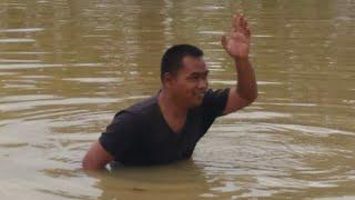 Tahun Baru 2020 kawasan industri Jababeka berduka Banjir