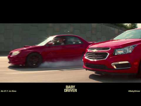 BABY DRIVER - Trailer Remix Mike Relm - Ab 27.7.2017 im Kino!