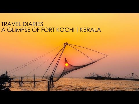 Travel Diaries | A Glimpse of Fort Kochi