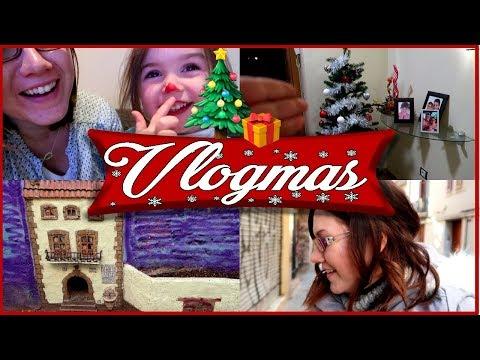 Árbol de navidad VLOGMAS Familia Pio Vlogs