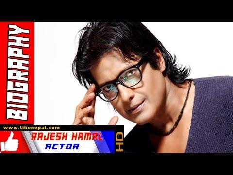 Rajesh Hamal - Nepali Actor Biography, Life Story, Movie