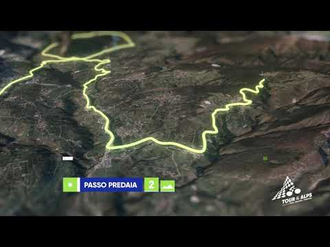 Tour of the Alps 2019 | Stage 4 (Baselga di Pinè - Cles)