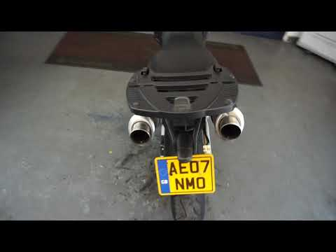 MOTORBIKES 4 ALL REVIEW APRILIA pegaso factory FOR SALE