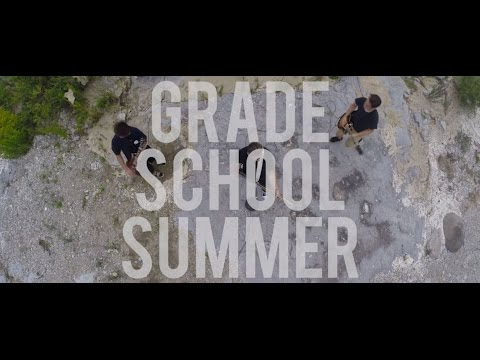 Harbour - Grade School Summer (Official Music Video)