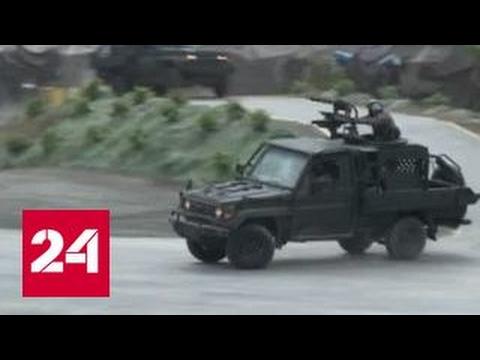 Выставка вооружений в Абу-Даби Россия привезла 240 образцов техники