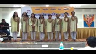 Best group song Hindi by virender at bharat vikas parishad