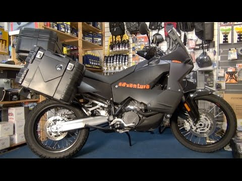 Used Bike Review (KTM 990 Adventure) - YouTube