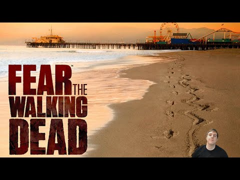 Fear The Walking Dead First Poster Released and FTWD T2 Q and A 1!