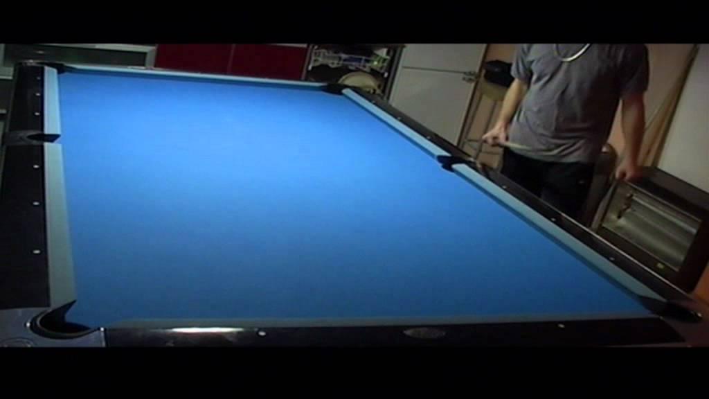 Forko Danijel   The best billiard trick shot