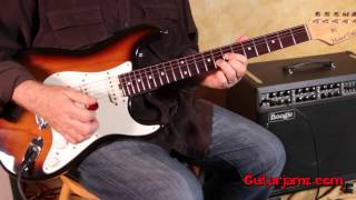 Nile Rodgers Style Rhythm Funk Guitar Lesson - Funk Guitar Lessons by Session Master Tim Pierce