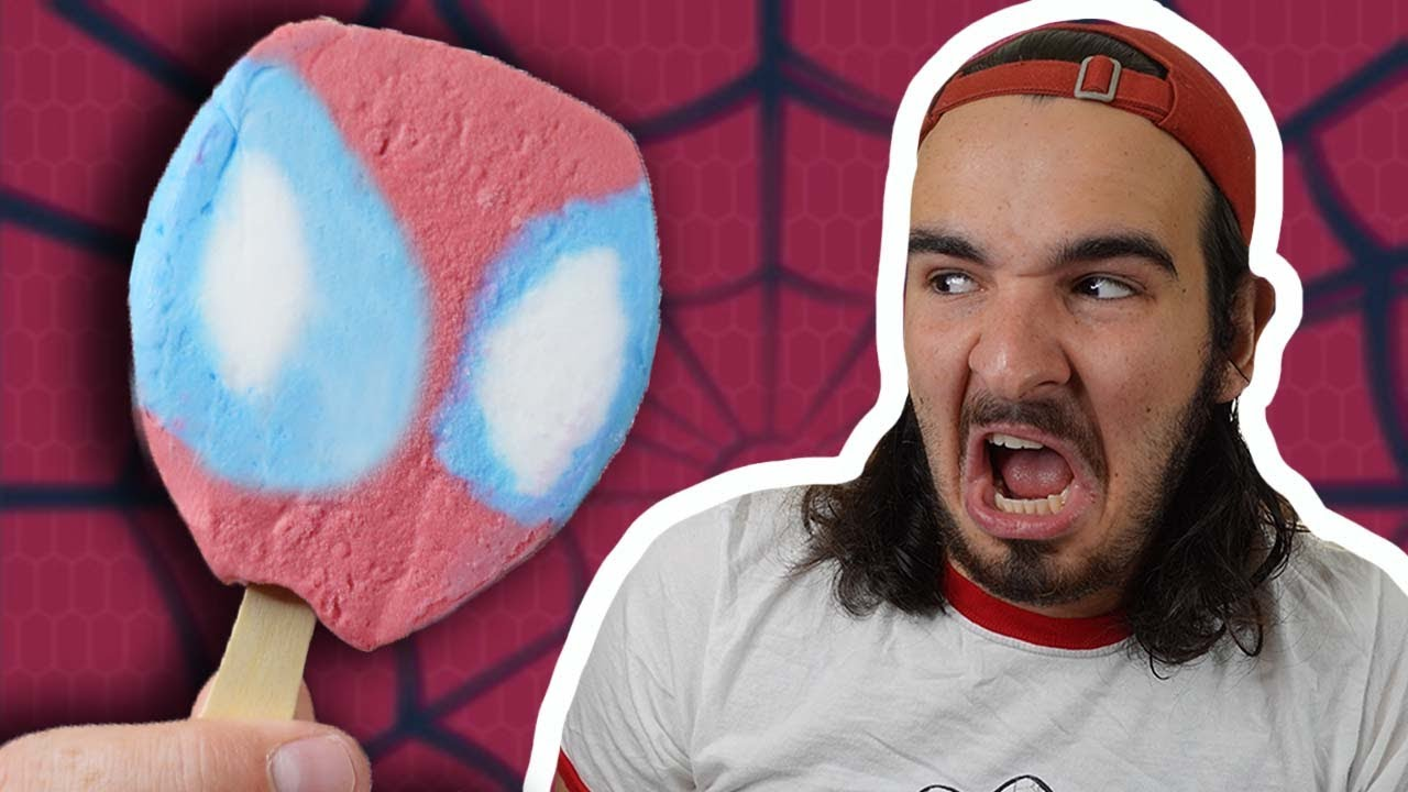 Trying To Find A Perfect Spider-Man Popsicle! (Opening 6!)