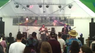 "Ketchy Shuby ""Black Areola"" Aura Music & Arts Festival, 3-7-2015"