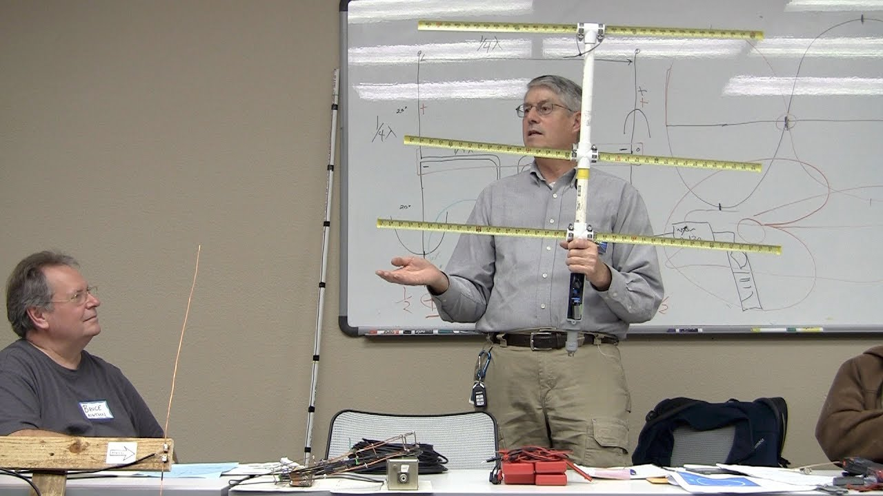 How To Build Fox Hunting Antennas - YouTube