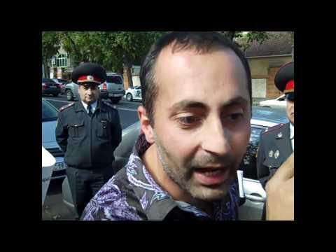 Վ.Ղուկասյանի (ԴՈԳԻ)  ելույթը 14.10.2011թ