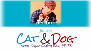 Jin-hoo (진후) Sky High (스카이하이그) 'Cat & Dog' [Lyrics Color Coded/Rom/PT-BR]