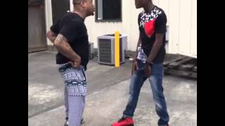 The Fight pt1 @moneybag_mafia @dcyoungfly