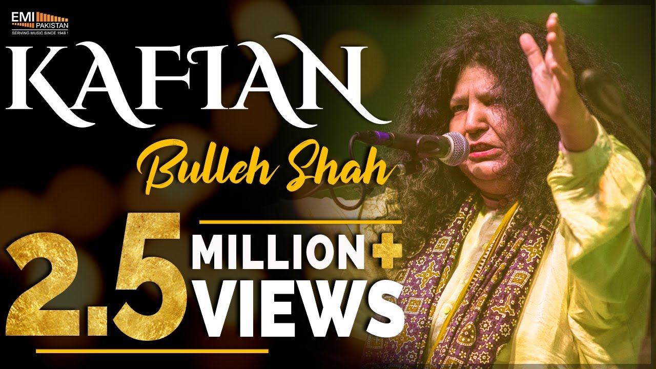Kafian - Bulleh Shah | Juke Box | Abida Parveen Songs | Best Sufi Songs