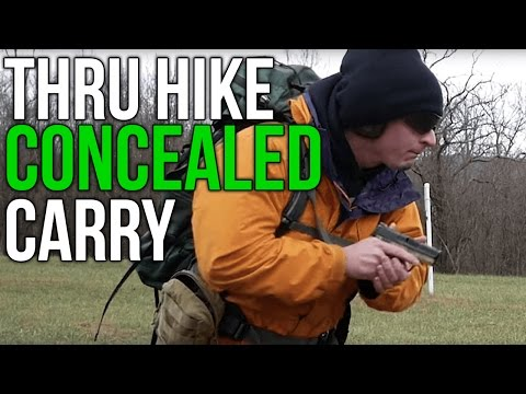 Thru Hike Concealed Carry
