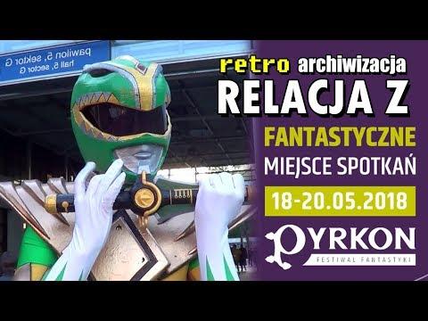 Pyrkon 2018 - relacja! Cosplay, kącik retro, gry od P1X | Retro archiwizacja - odcinek 425
