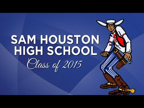 2015 Sam Houston High School Graduation