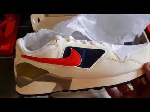 30d913f2a41f Unboxing Unpacking Nike Air Pegasus 92 USA Olympic QS Quick Strike ...