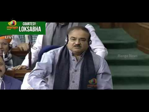 Ananth Kumar Seeks Apology From Opposition For Wasting Public Money | Lok Sabha | Mango News