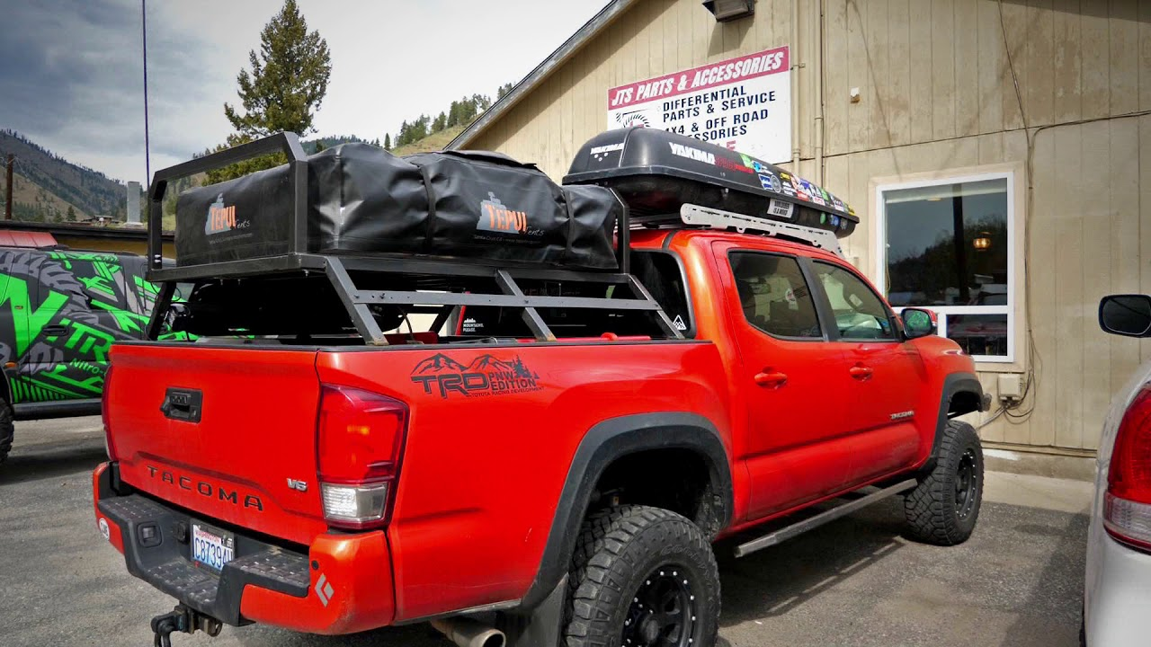 2016+ Toyota Tacoma 4 88 Nitro Gear Packages