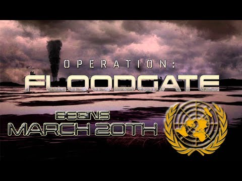 """War Commander"" Operation Floodgate ""Event Wave 41 to 50"""