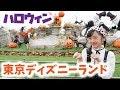 【東京ディズニーランド】ハロウィンで盛り上がるディズニーで1日楽しんで来た!5万人突破のご褒美(ほうび)【ももかチャンネル】