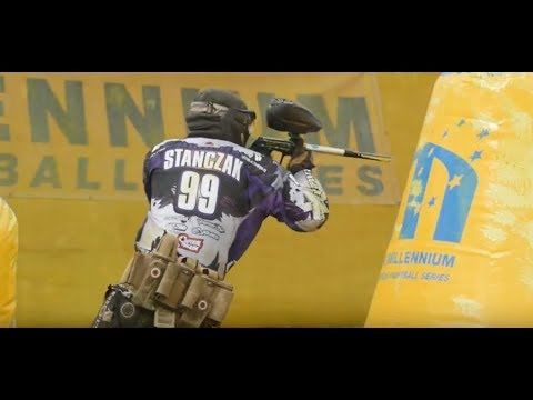 Millennium Paintball - London Campaign Cup 2017 - YouTube