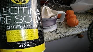 How soy lecithin helps you lose weight  look at it ,Method: Easy, Fast and Cheap