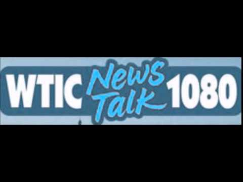 WTIC AM 1080 Hartford, CT (WTIC News Talk 1080) Jingle (1990s) :)
