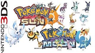 ความเป็นไปได้ของ Pokemon Sun Moon #4 [โปรดใช้วิจารณญาณในการรับชม] - ทฤษฎีมโน