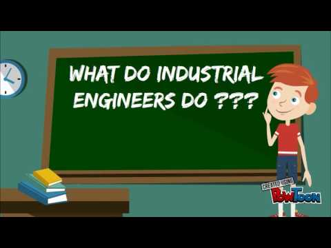 industrial engineering - YouTube