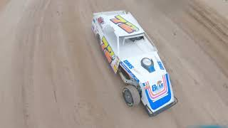Oval racing at the HWY 95 motor sports complex