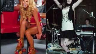 Jessica Simpson vs Miranda Cosgrove - Oh Oh, Public Affair