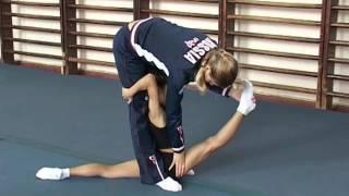 Видео урок 1. Развитие гибкости (Комплекс упражнений для повышения эластичности мышц)