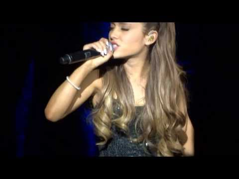You'll Never Know - Ariana Grande (The Listening Sessions)