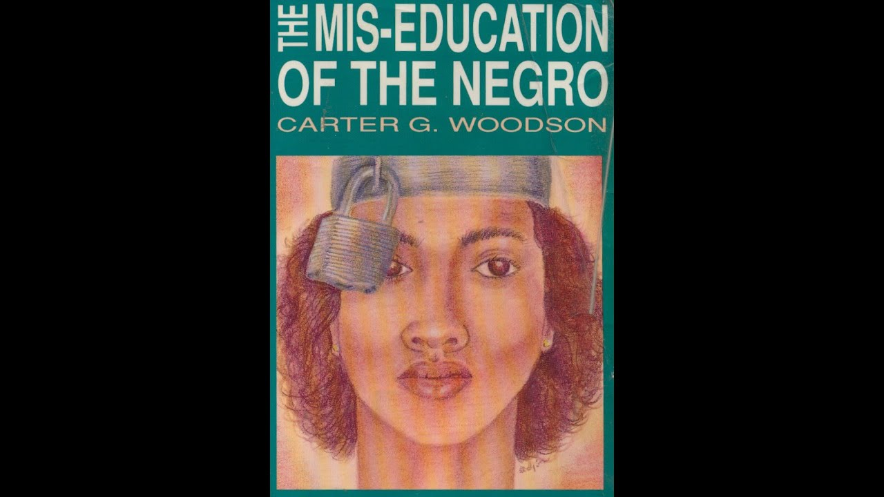 the miseducation of the negro Too many white-led seminaries have not cultivated an ethos of solidarity with black seminarians.