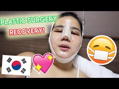 PLASTIC SURGERY RECOVERY! IS IT PAINFUL?