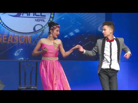 LMD Season 2 Dance performed by Samarika Dhakal and Sudan KhadkaMa yesto geet