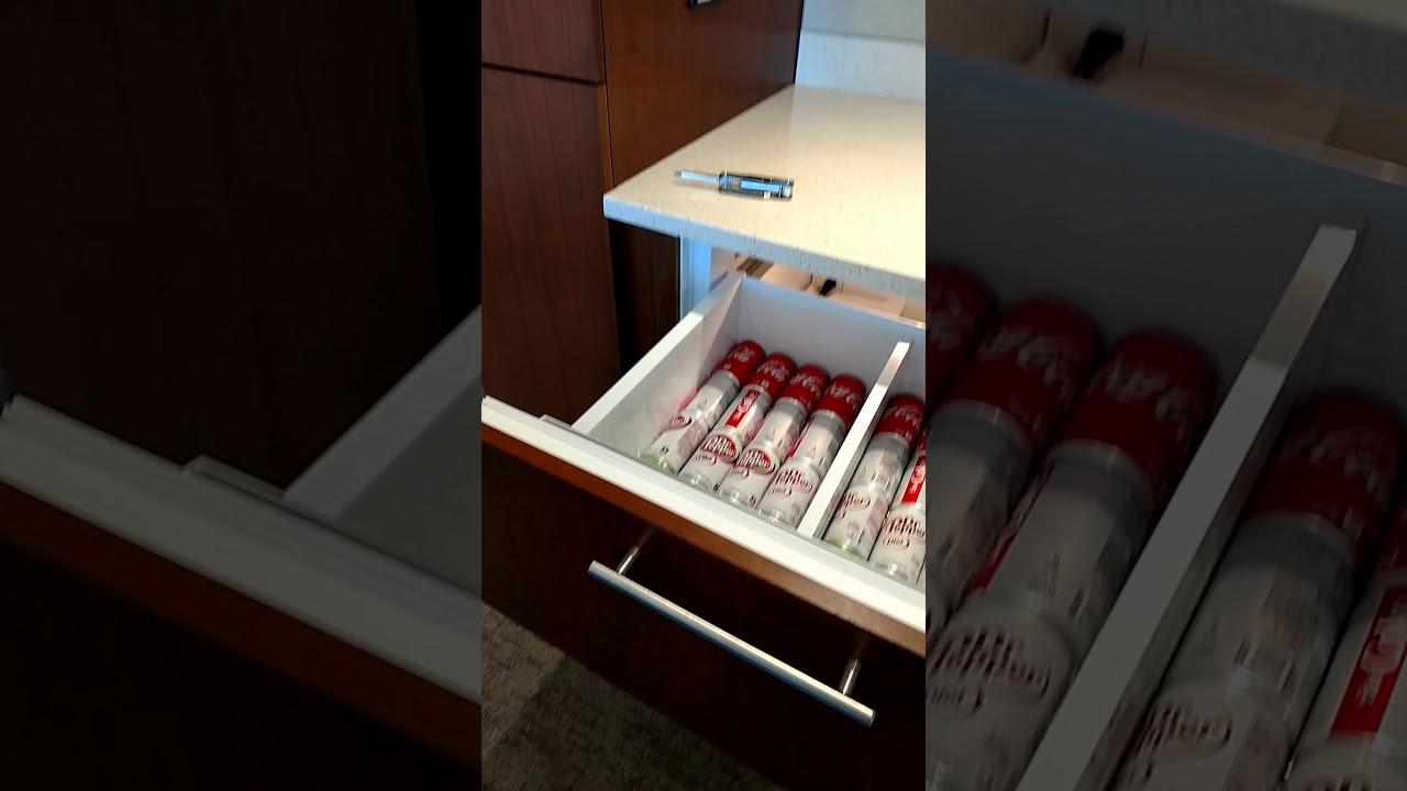 Sub Zero Beverage Cooler