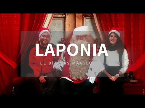 Babbo Natale y renne in Lapponia Finlandia: partenza di Santa Claus Polo Nord Villaggio i Rovaniemi from YouTube · Duration:  1 minutes 52 seconds