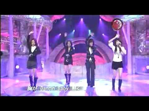 HINOI Team: Dancin' & Dreamin' (Live)