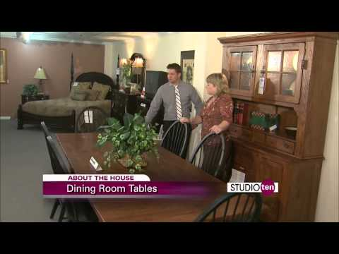 How to Choose the Best Dining Room Table - (w/ BarrowFurniture)
