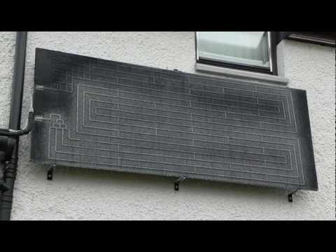 Thermodynamic Water Heating Panel System - Dundee - Angus -