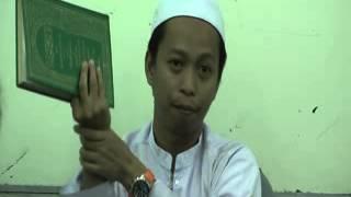 ustaz salman maskuri-  bandar tun hussein on  (kitab Al- Muqaddimah Al hadrami) 3