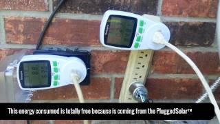 PluggedSolar in Use