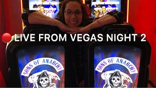🔴 LIVE from Vegas night 2! Ok thumbnail